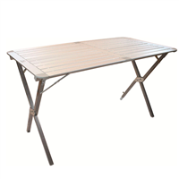 HIGHLANDER Outdoor Folding Table Alu Large