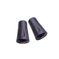 TREKMATES Tip Cover Rubber for Trekking Pole - Pair